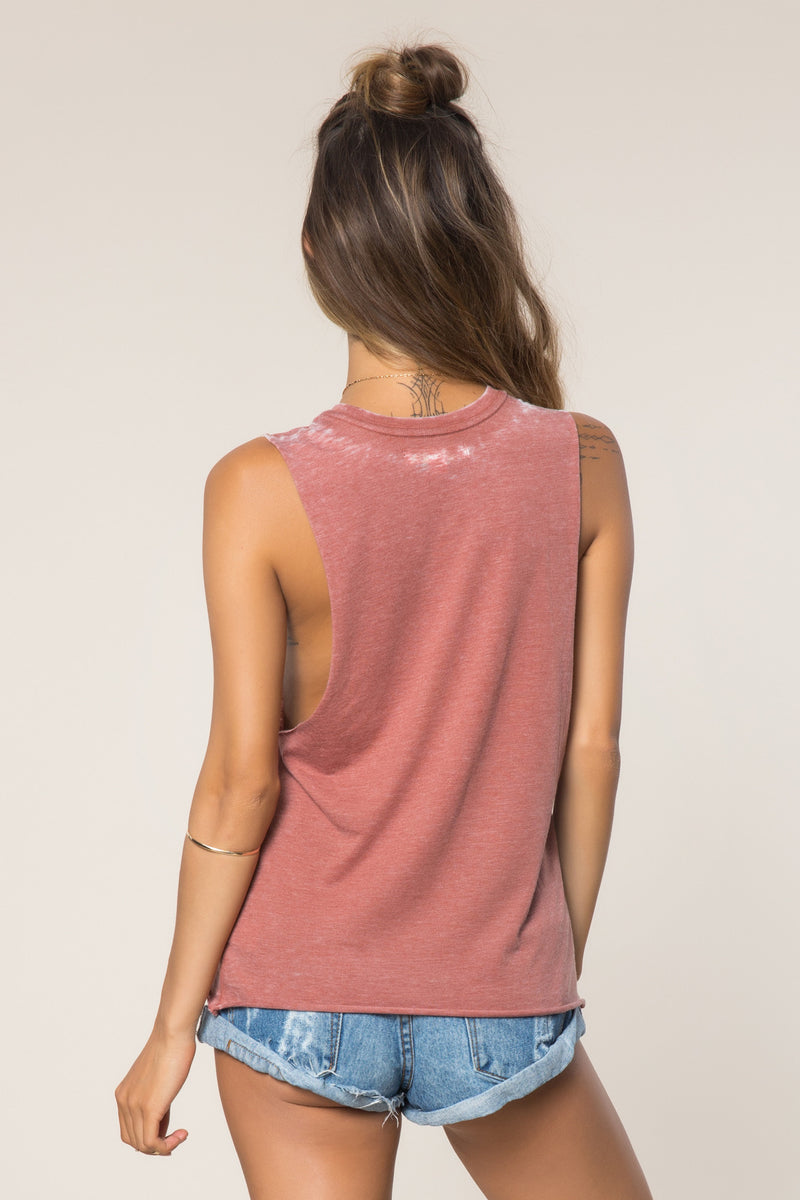 Spiritual Gangster You Had Me At Namaste Festival Tank Clay