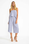 Suboo Twilight Sky Pleat Culottes