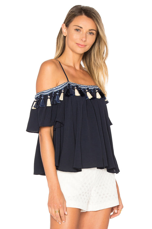 Tularosa Maley Top Navy