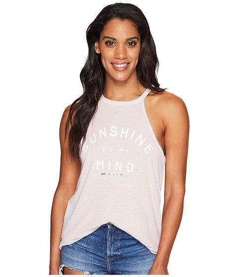 Spiritual Gangster Sunshine On My Mind Luna Tank