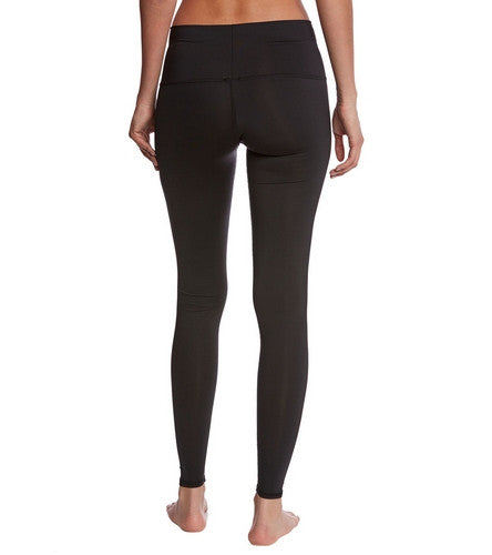 Teeki Black Hot Pant Leggings