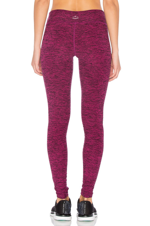 Beyond Yoga Spacedye High Waist Leggings Plumberry