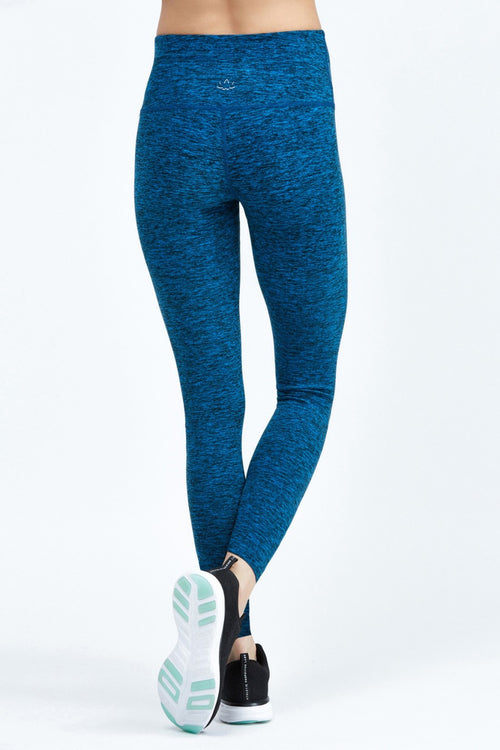 Beyond Yoga Spacedye Long Legging Tidal Blue