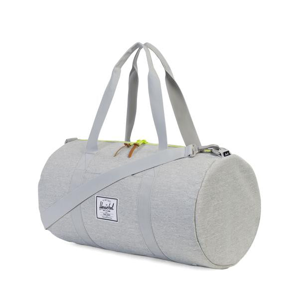 Herschel Sutton Duffle Light Grey