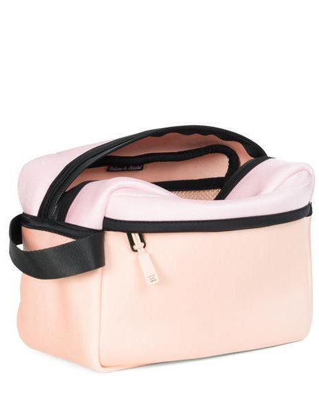 Herschel Chapter Travel Kit Apricot Blush/ Apricot Ice