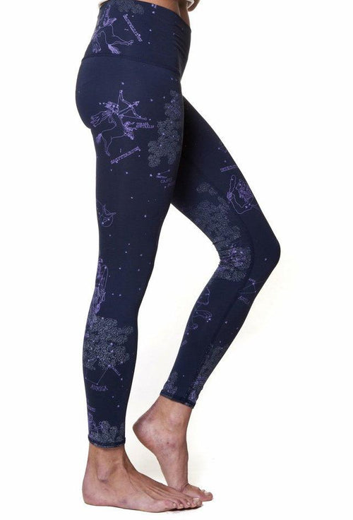 Teeki Stardust Hot Pant Leggings