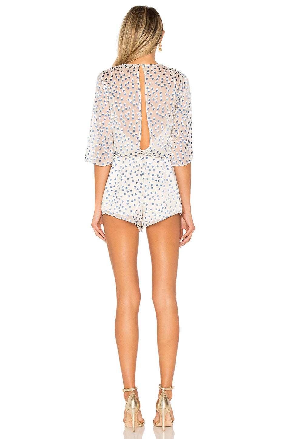 Lovers + Friends Make You Mine Romper