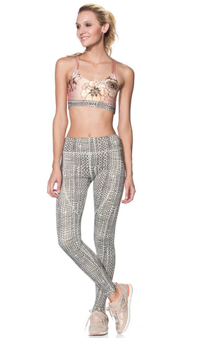 Maaji Camera Roll Cut Out Leggings