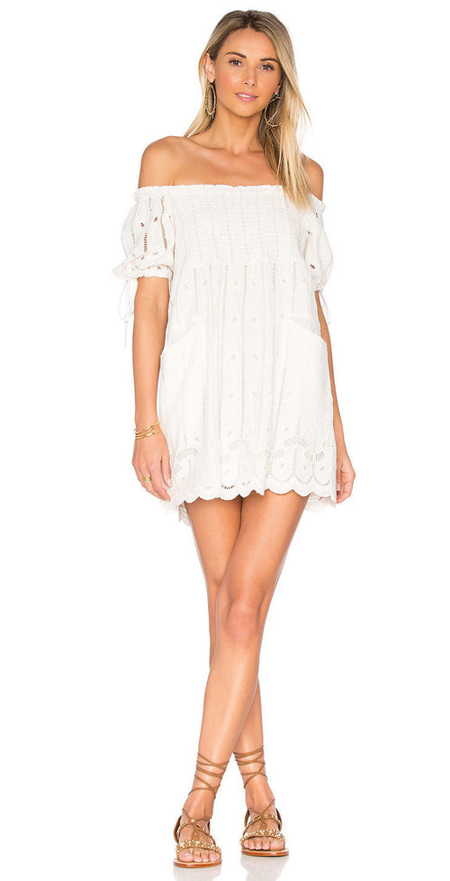 Tularosa Quinn Dress Shell