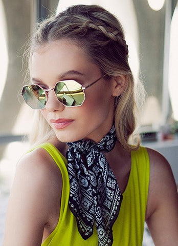 Quay Common Love Tortoise Sunglasses