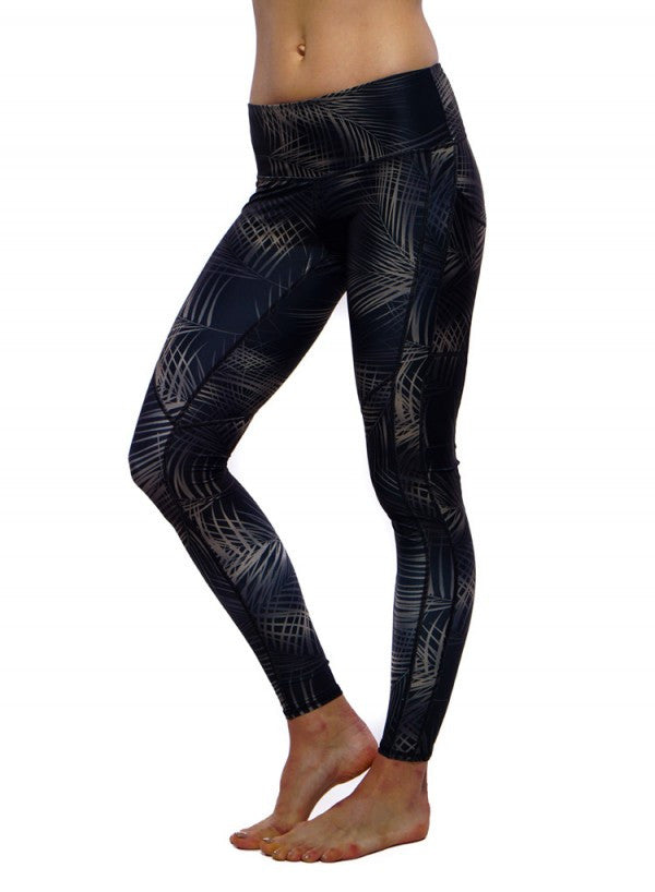 Nux Carry On Legging Black/ Copper