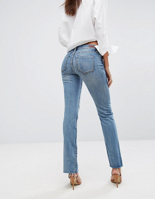 Blank NYC Miss Matched Skinny Jean