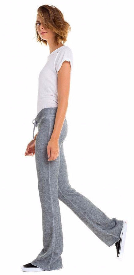 Wildfox Essential Tennis Pants Heather