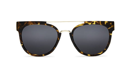 Quay Odin Tortoise Brown Sunglasses
