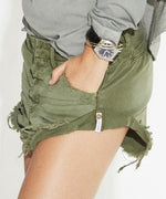 One Teaspoon Militaire Drill Sailor Shorts Cut offs