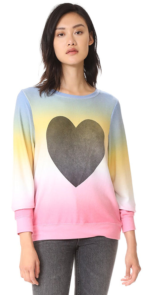 Wildfox Perfect Heart Sweater