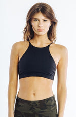 Strut This Beau Bra Black