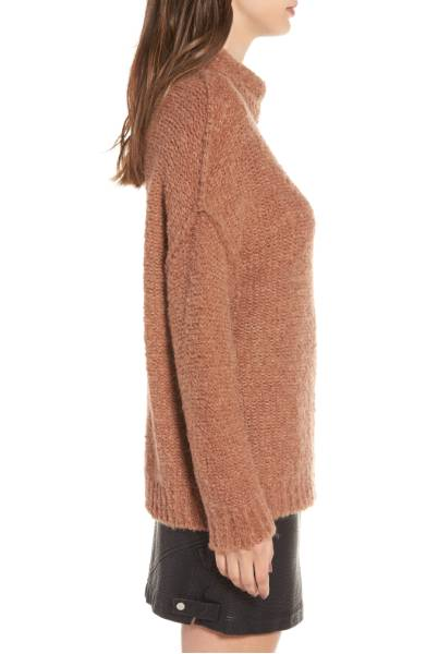 ASTR Darleen Chunky Turtleneck Sweater
