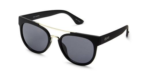 Quay Odin Black Smoke Sunglasses