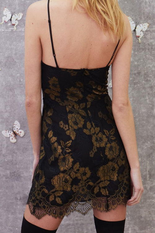 For Love and Lemons Bumble Bustier Dress