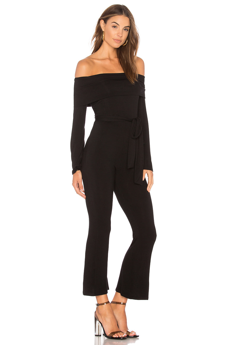 Clayton Malik Jumpsuit Black