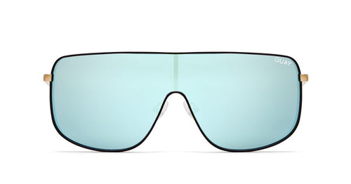 Quay X Kylie Unbothered Sunglasses Mint