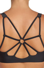 Onzie Infinity Sports Bra Black