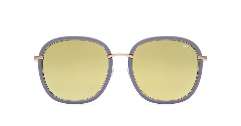 Quay Dreamy Ways Sunglasses Lilac Gold