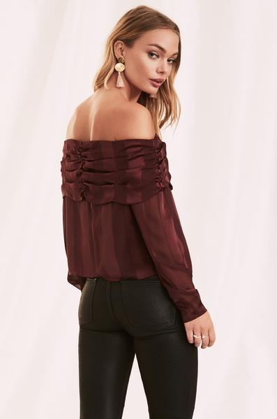 Lovers + Friends Clyde Top