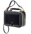Sancia Elvire Leather Cross Body Bag