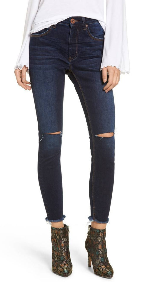 One Teaspoon Freebirds II High Waist Jeans