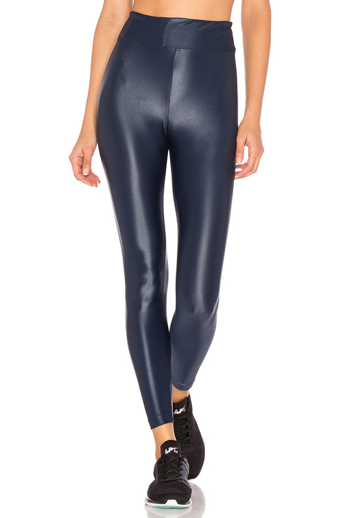 Koral High Waist Lustrous Legging Midnight Blue