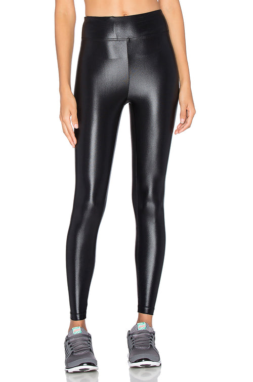Koral High Waist Lustrous Legging Black