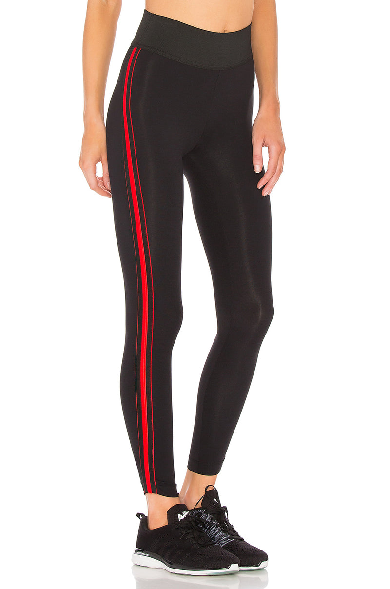Koral High Rise Tone Stripe Legging