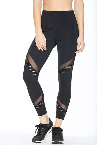 Onzie High Rise Graphic Legging Firefly