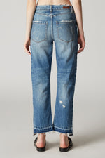 Blank NYC Hot Thoughts Vintage High Rise Jeans