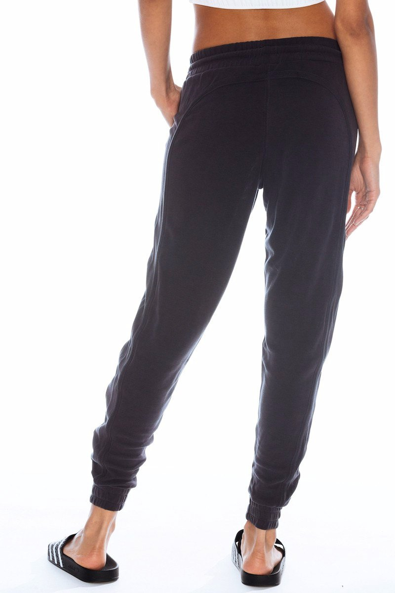 Free People Back Into It Jogger Pant Black