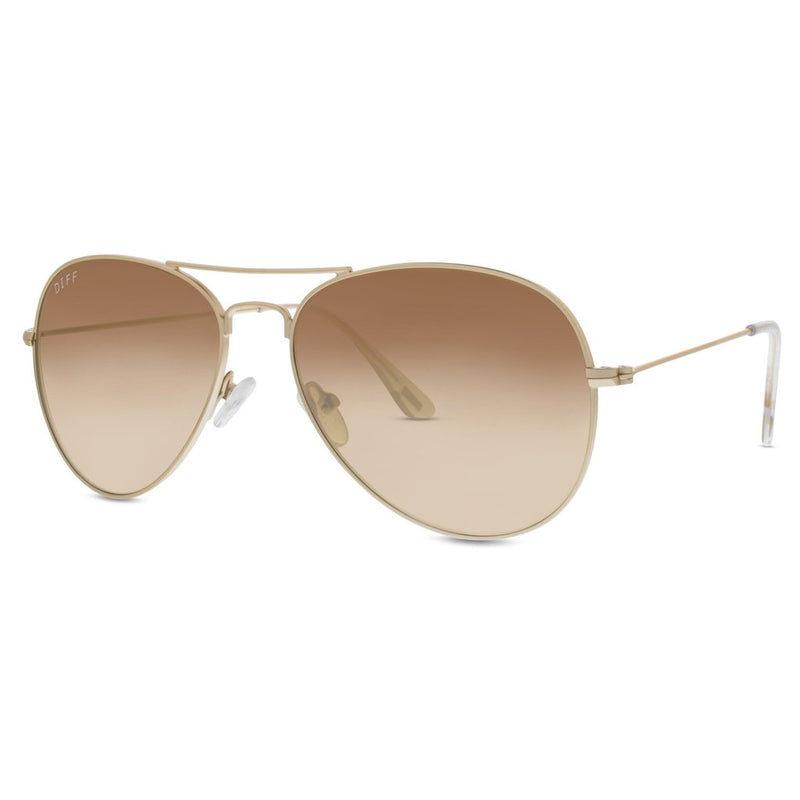 Diff Eyewear Cruz Aviator Sunglasses