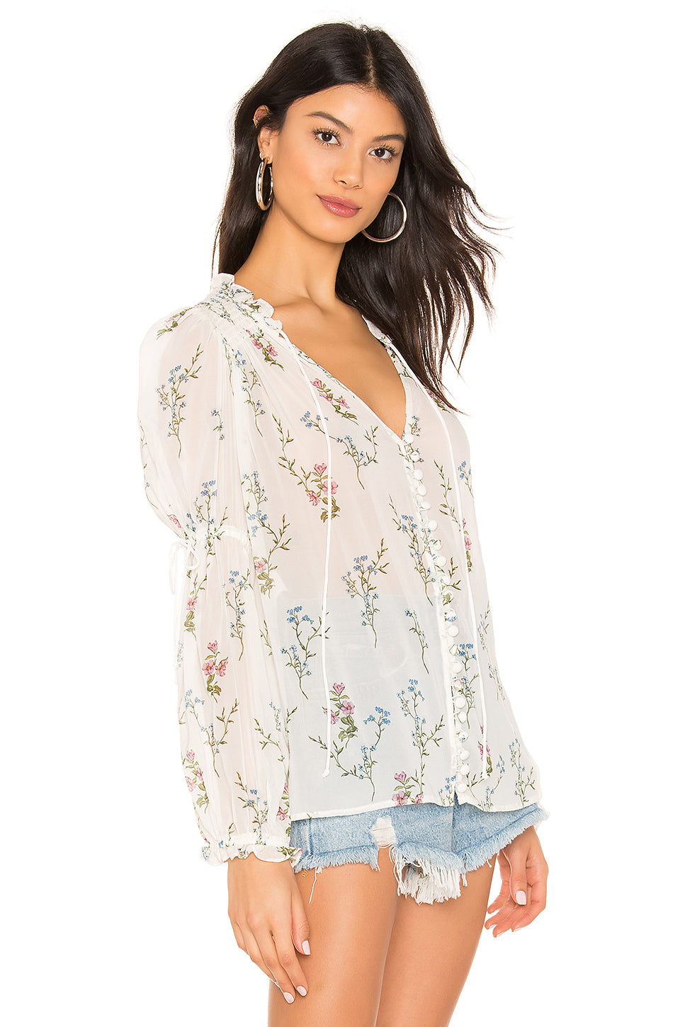 2a460c2f41c4 For Love and Lemons Delta Blouse – Bliss Bandits