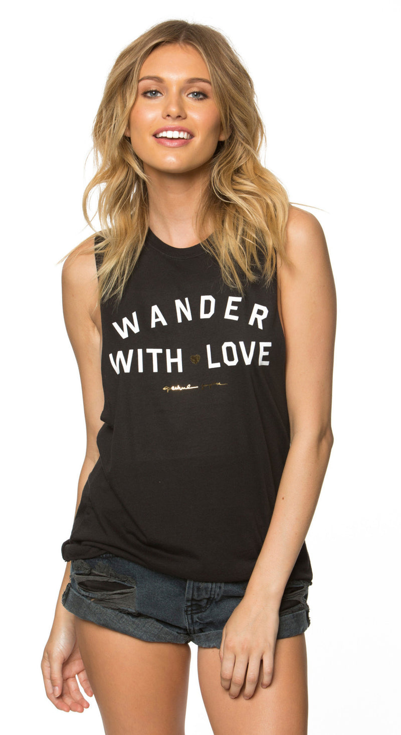 Spiritual Gangster Wander With Love Tank