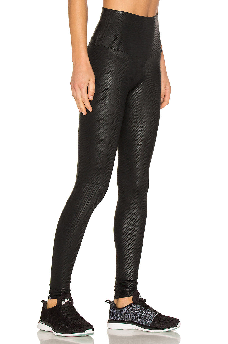 642f5e551a43af Onzie High Rise Legging Black Fishnet – Bliss Bandits