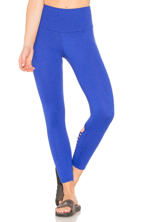 Onzie Elevate Midi Leggings Royal Blue