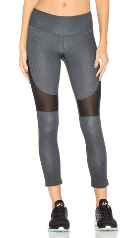 Splits59 Dryver Performance Capri Heather Moss/Black
