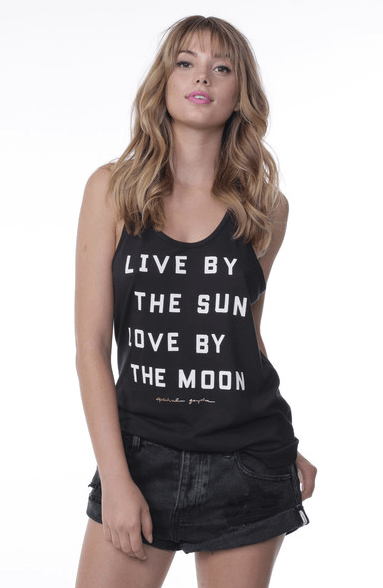 Spiritual Gangster Live By The Sun Coachella Tank