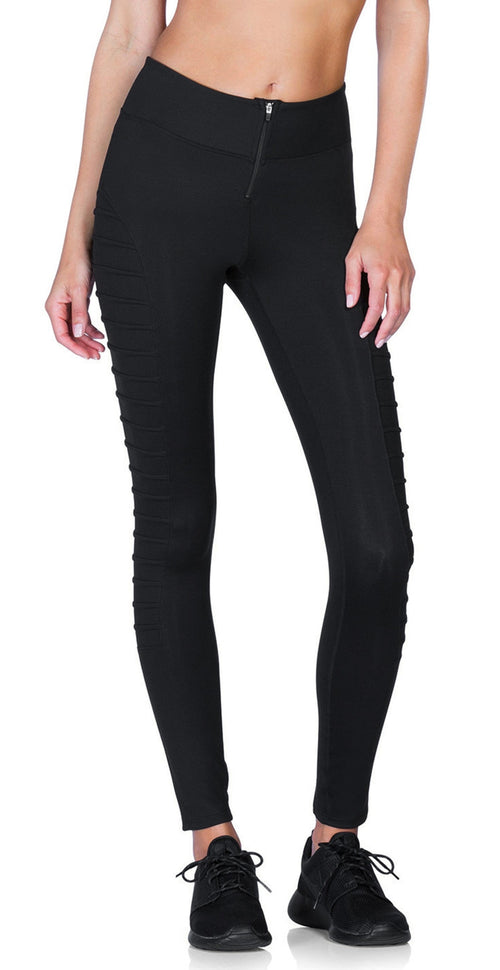 Koral Tier Cropped Legging