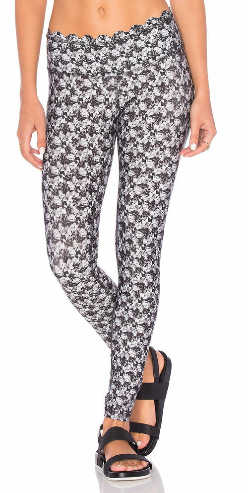Track & Bliss Flowerbomb Leggings
