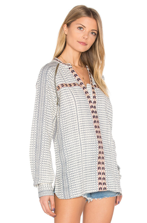 Tularosa Wyatt Tunic Natural