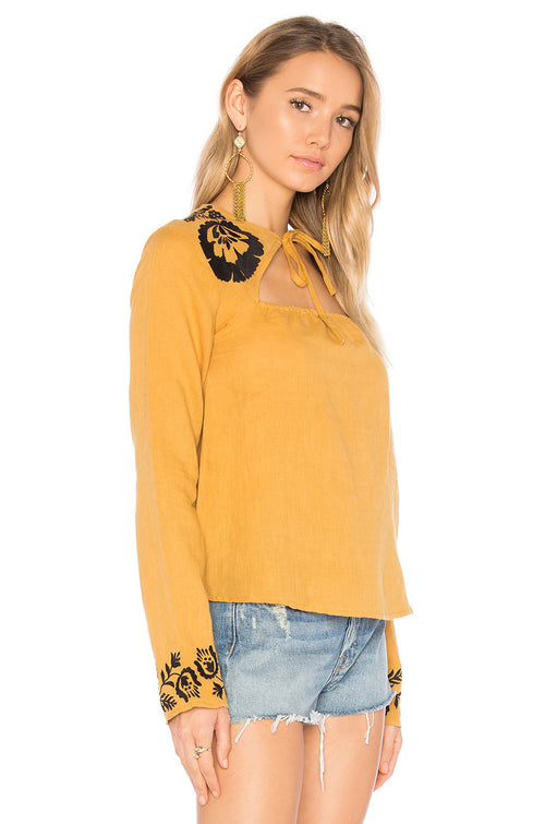 Tularosa Aspen Blouse Long Sleeve