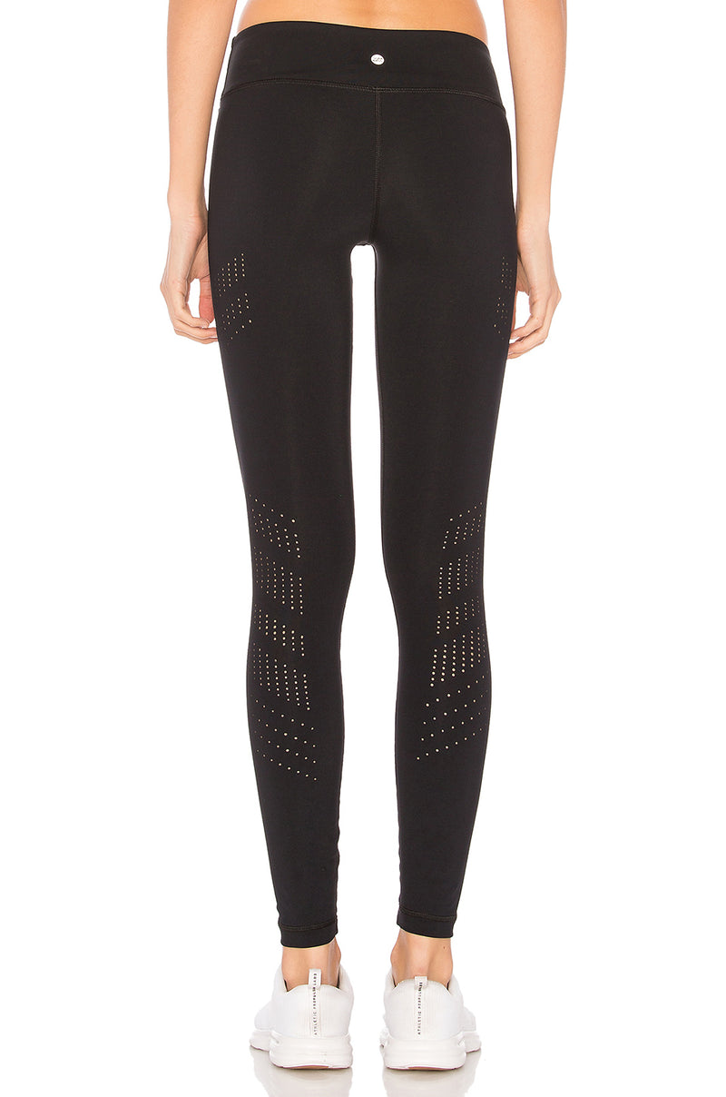 Vimmia Drill Legging Perforated Black