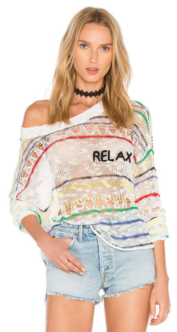 Wildfox Relax Alto Sweater